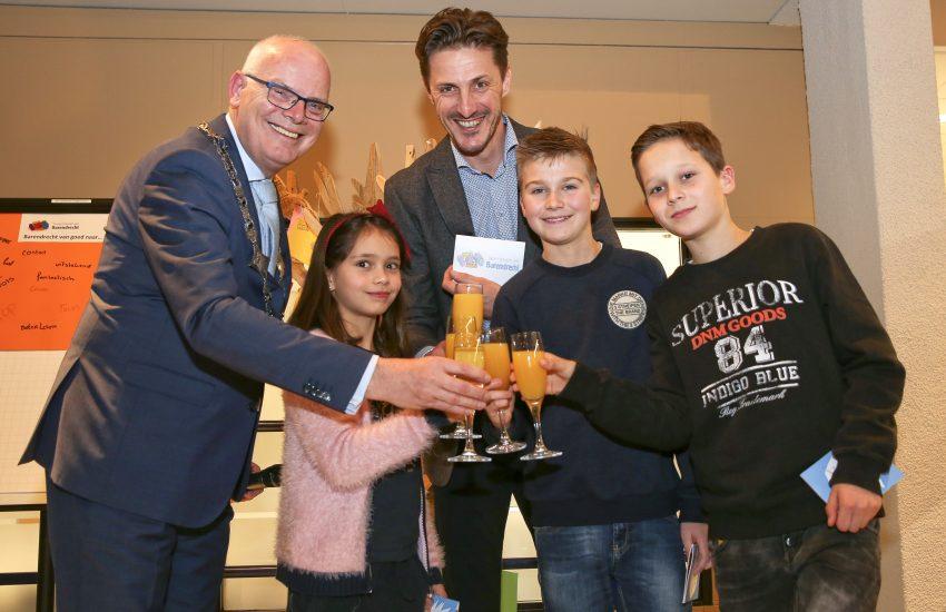 Nieuwjaarstoespraak Burgemeester Jan van Belzen van Barendrecht