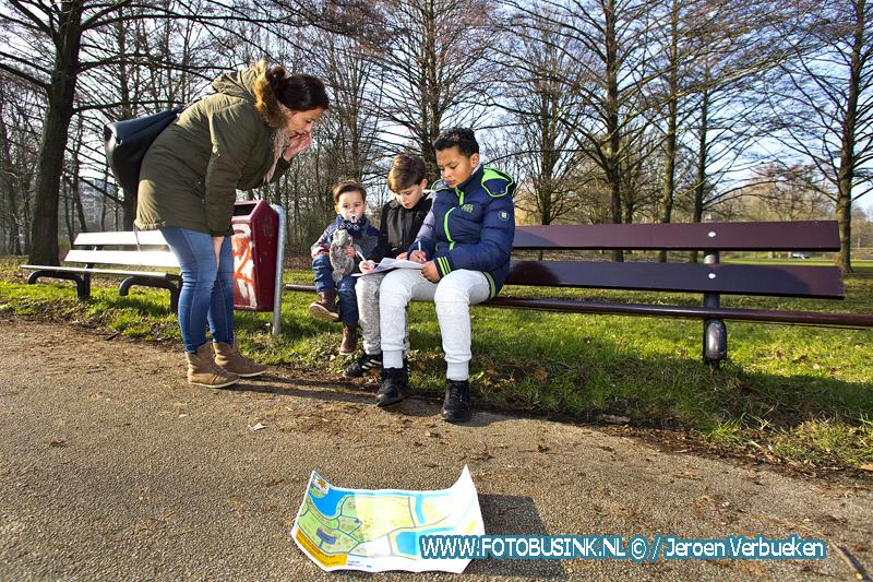 Meedenken over nieuwe inrichting van het Sterrenburgpark in Dordrecht.