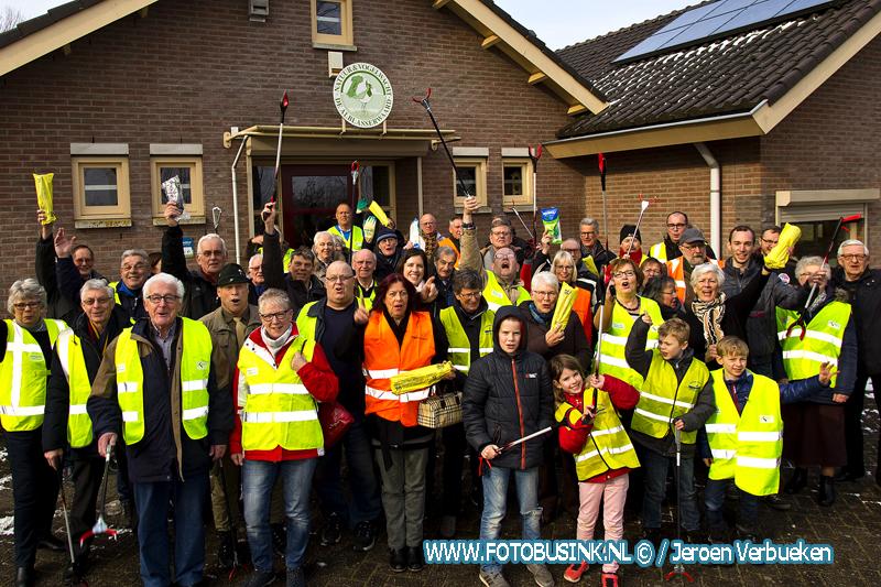 Gemeente Papendrecht zet ZAPpers in het zonnetje bij Natuur en Vogelwacht De Alblasserwaard.