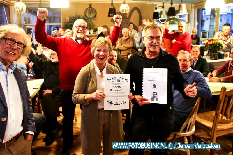 130 jaar jubileum Schaakclub Dordrecht.