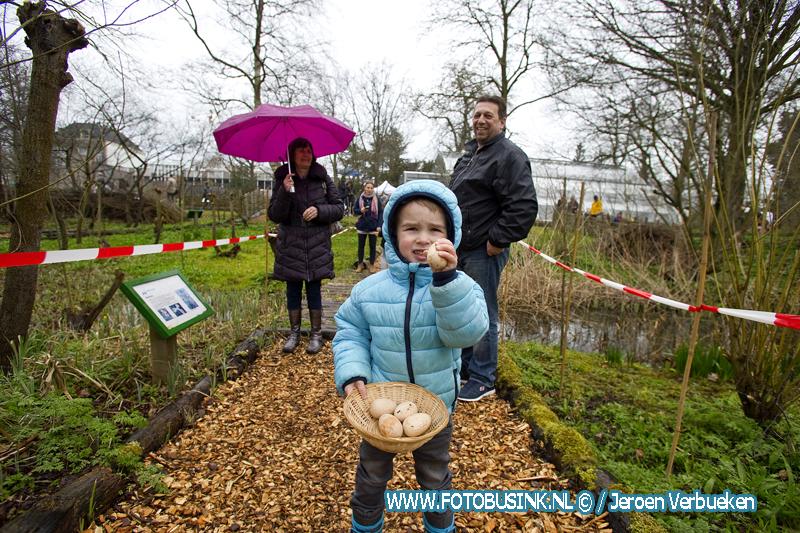 Pasen bij duurzaamheidscentrum Weizigt in Dordrecht.