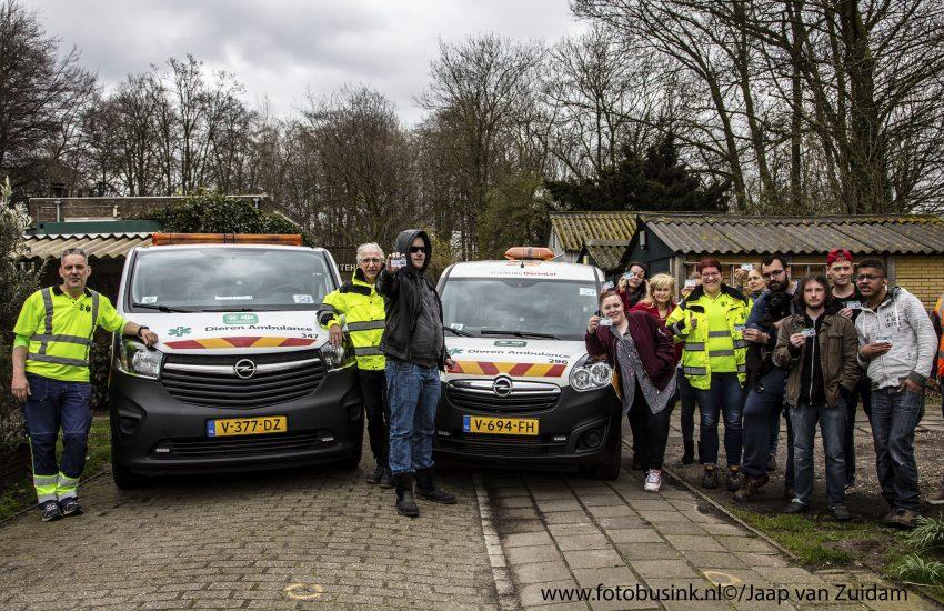 Meet & Greet bij Jumbo in Sterrenburg