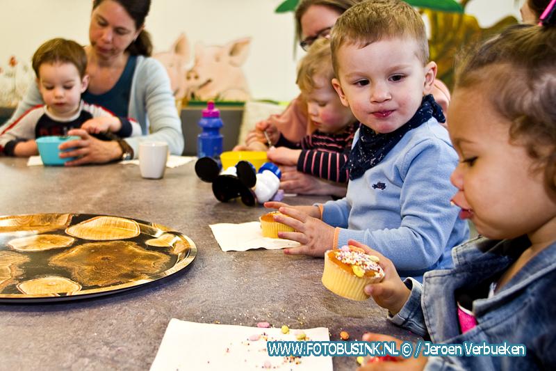 Konings Cupcakes bij Kids & Koffie in Sliedrecht.