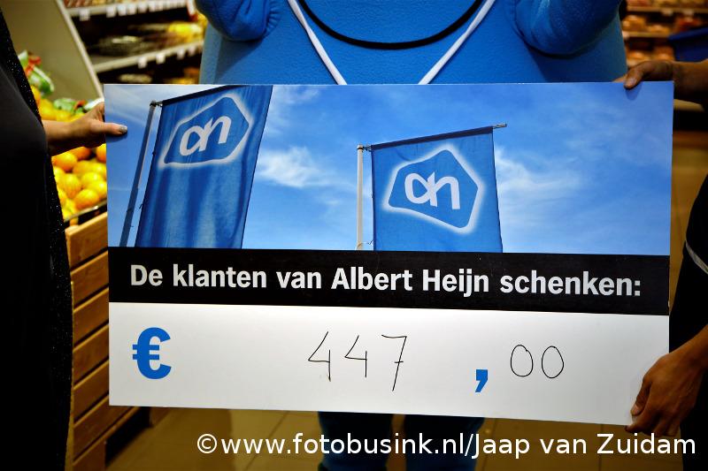 Albert Heijn Walburg wordt JOGG-partner