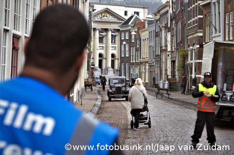 Filmopnames Lyrebird in Dordrecht