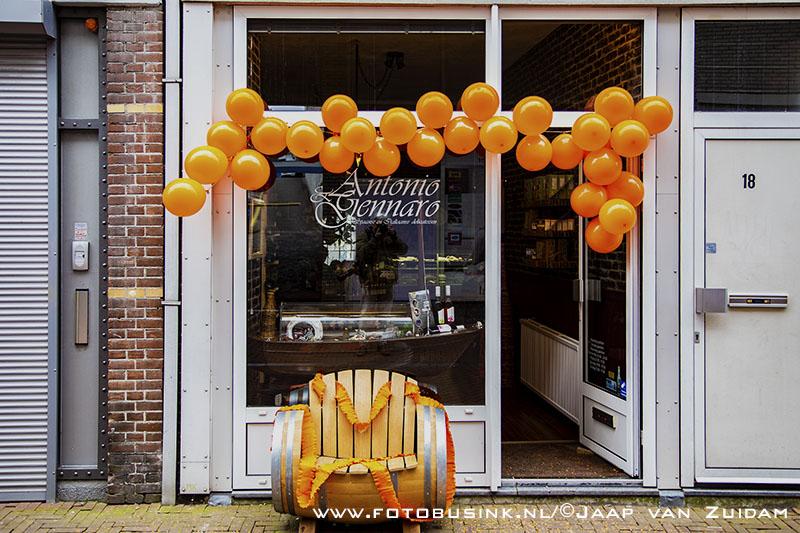 Oranjemarkt in Dordrecht
