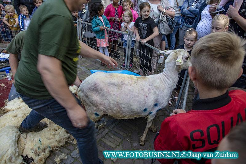 Schapenscheerdersfeest op Kiboe-hoeve