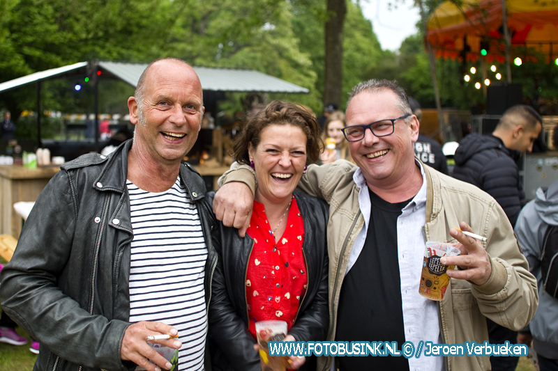Lepeltje Lepeltje in het weizigtpark in Dordrecht - dag 4