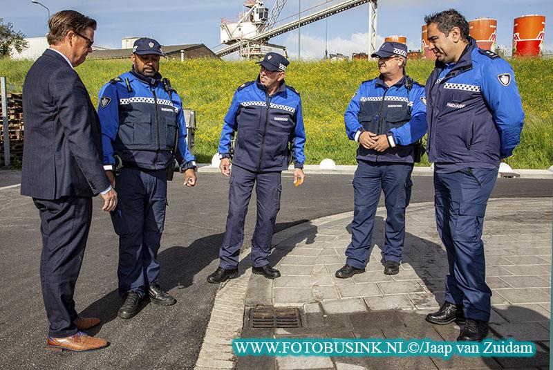 Start samenwerking handhaving Zeehavengebied