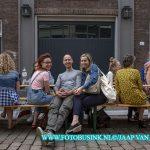 3000 euro voor Arnau Frerichs - Nobels lange ontbijttafel