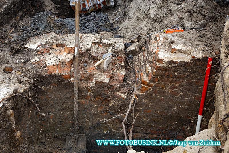 Restanten Sint Pontiaanstoren opgegraven