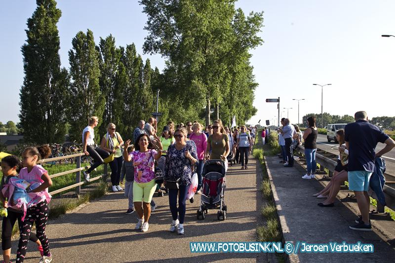 Eerste dag avond4daagse 2018 in Dordrecht - Update 120 foto's -