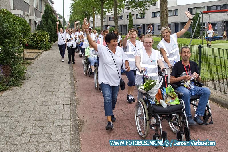 Derde dag avond4daagse 2018 Dordrecht - Update 203 foto's -