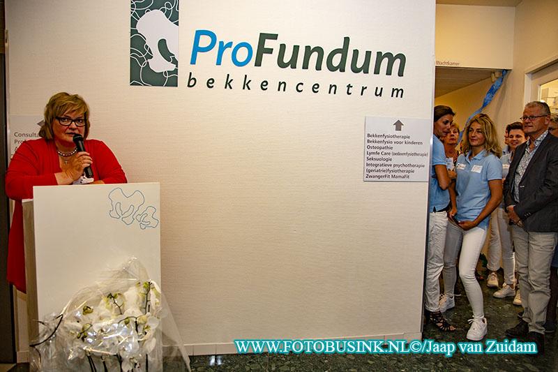 Opening Profundum Bekkencentrum