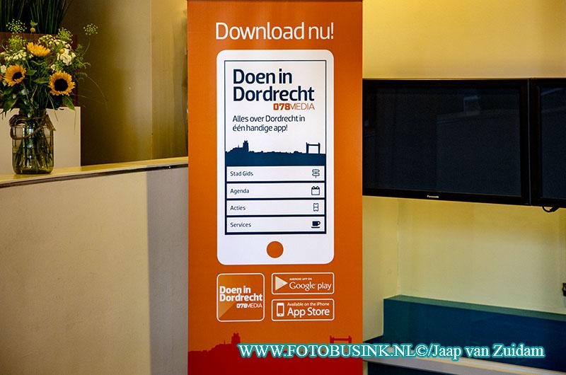 Lancering 'Doen in Dordrecht' app