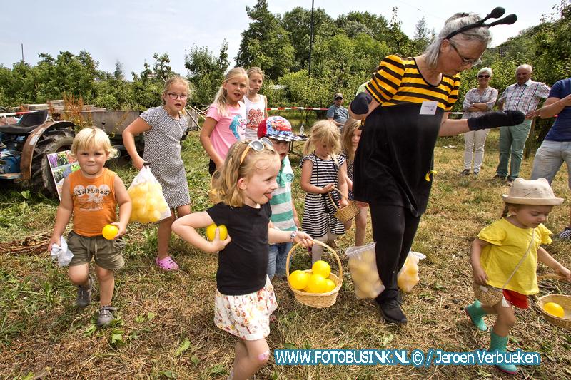 Dag van de Heerlijkheid in de historische boomgaard van Papendrecht.