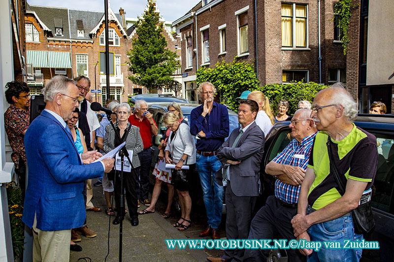 Opnieuw Stolpersteine geplaatst in Dordrecht