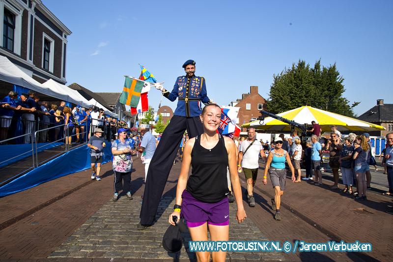 Nijmeegse Vierdaagse 2018 - De dag van Elst.