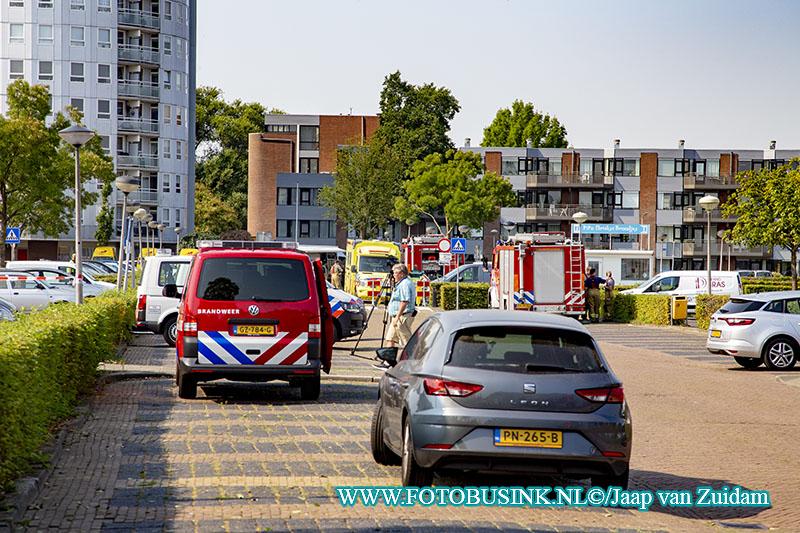 Tas met explosieven bij zorgcentrum 't Anker