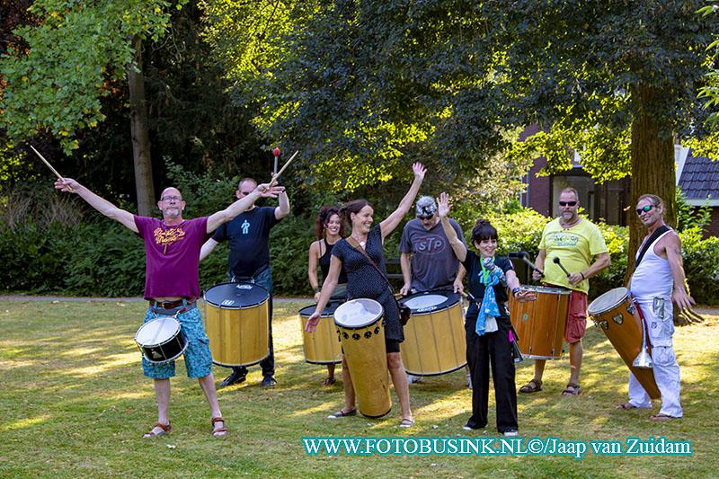 Opening Zomersymfonie in park Merwestein