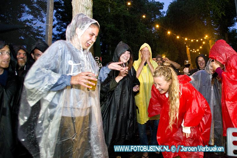Eerste editie van RainDance in Dordrecht.