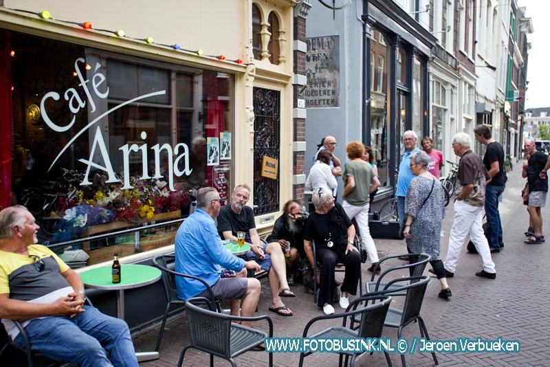 Ook de band Skeftum zet zich in tijdens het muzikale benefietweekend voor Café Arina.