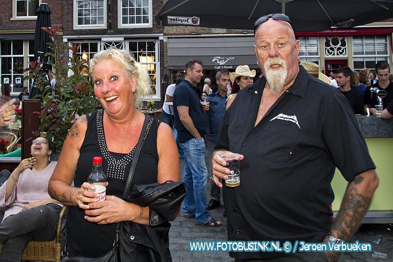 Rockabilly Square 2018 in Dordrecht.