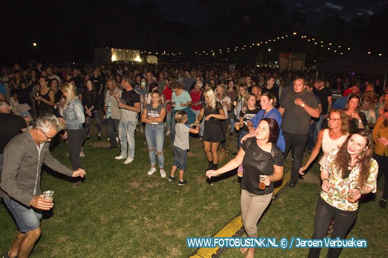 Laatste Palm Parkies zorgde voor een enorm feest en gezelligheid in het Wantijpark in Dordrecht.+ video
