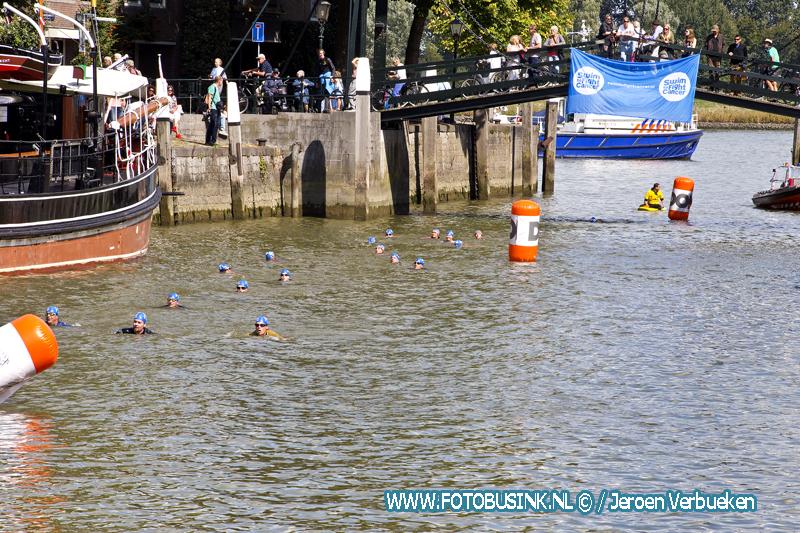 Recordopbrengst voor City Swim in Dordrecht.