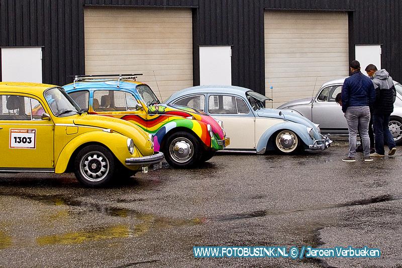 Volkswagen Keverdag in Dordrecht.