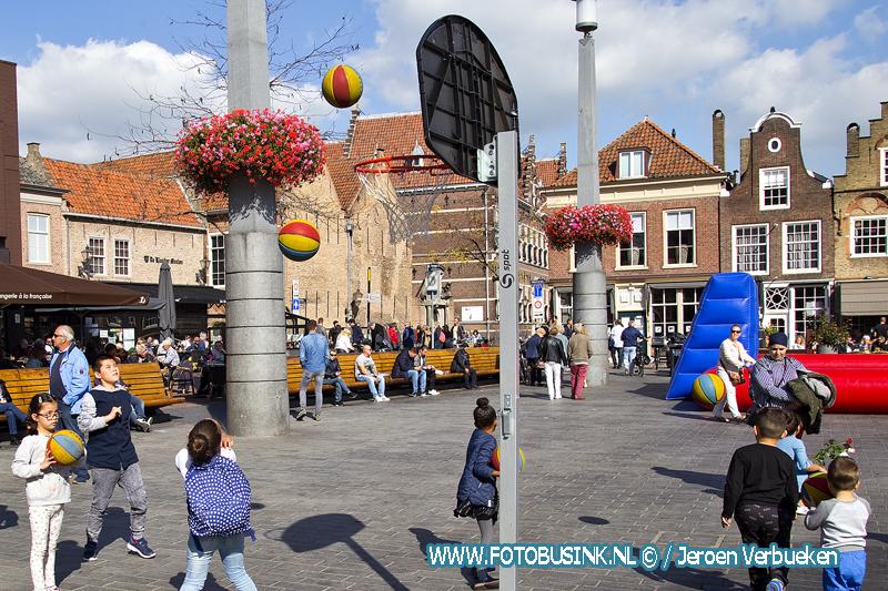 Dordrecht pakt uit in de binnenstad van Dordrecht.
