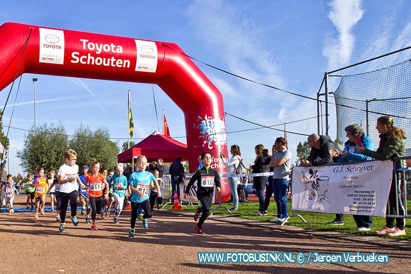 Kidsrun in Alblasserdam.