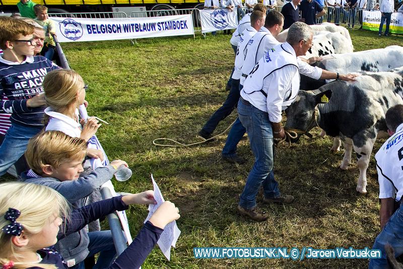 Fokveedag Boerenlandfeest in Hoornaar.
