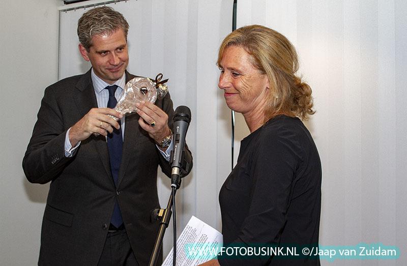 Opening nieuwe werkomgeving Rijkswaterstaat