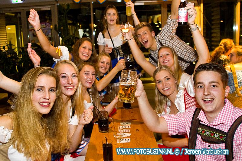 Oktoberfest bij Sliedrecht Sport.