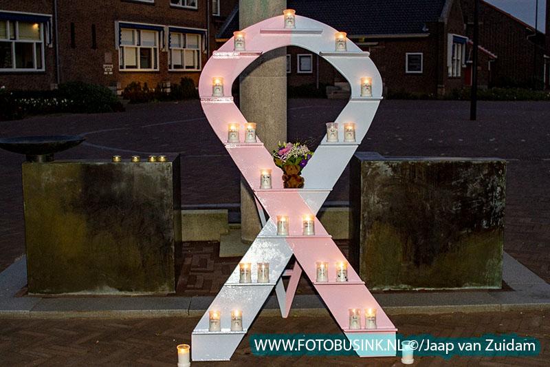 Eerste Wave of Light herdenking in Zwijndrecht