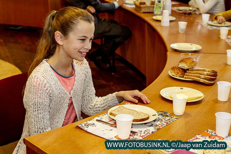 Burgemeestersontbijt in Alblasserdam