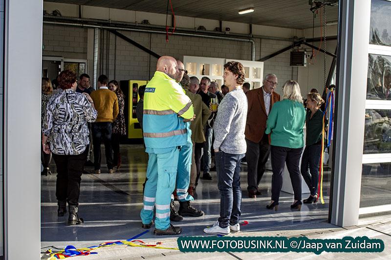 Opening nieuwe ambulancepost