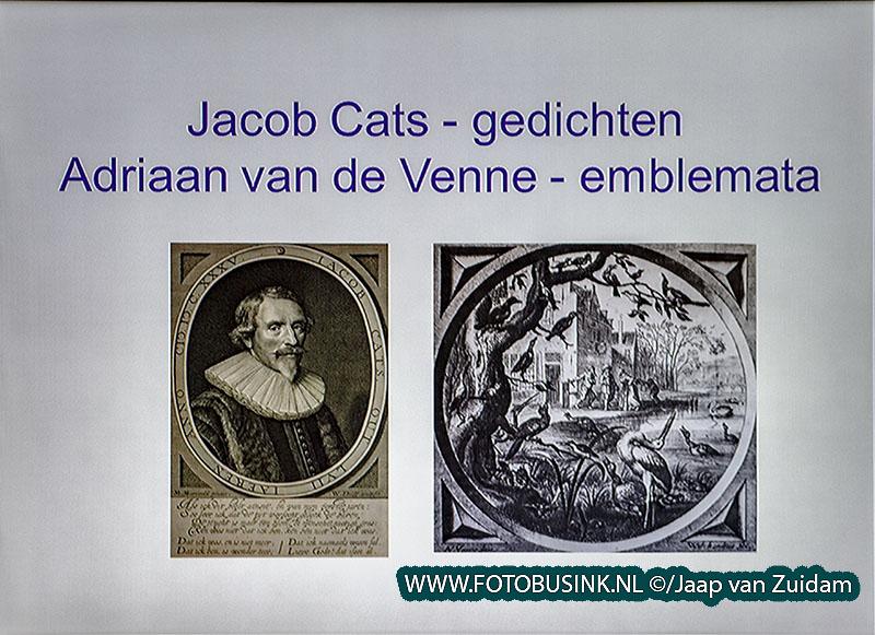 Jacob Cats in de raad