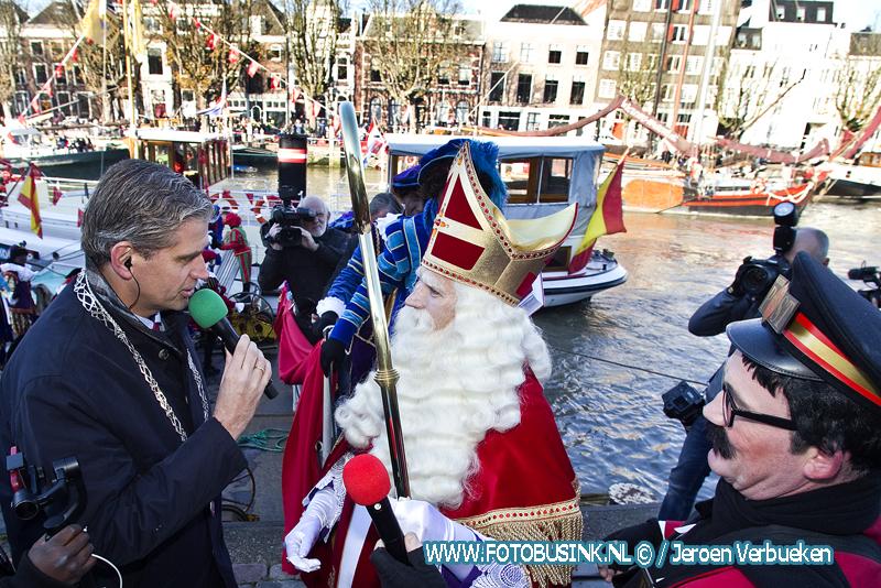 Sinterklaasintocht 2018 Dordrecht.