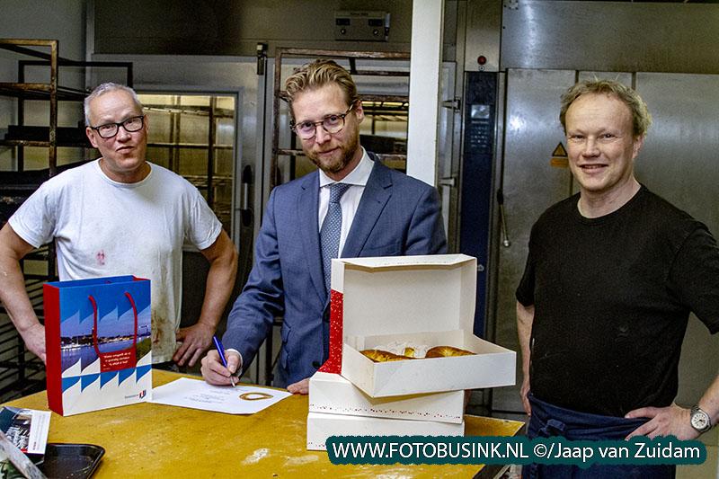 Banketbakkerij Van Herk bestaat 80 jaar!