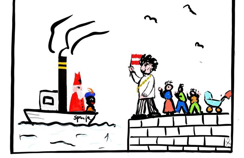 Programma intocht Sinterklaas Dordrecht