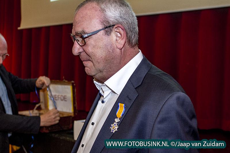 Koninklijke onderscheiding voor de heer A.H. Figee