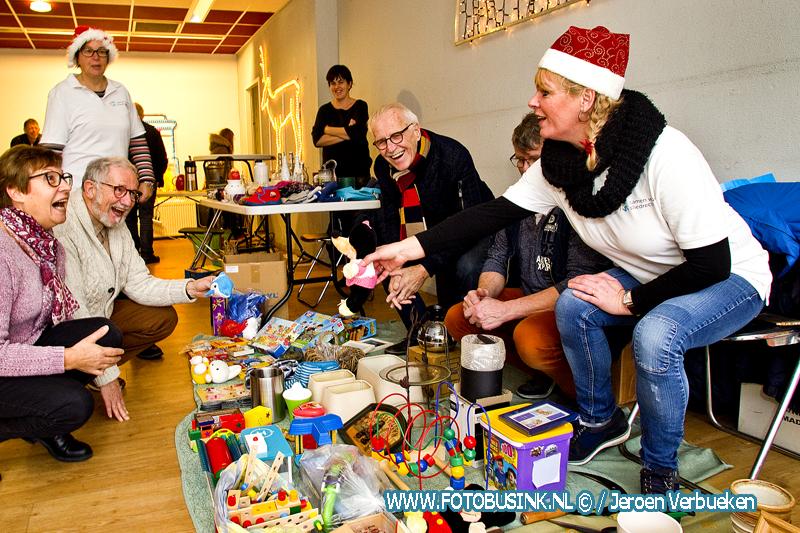 Kerstkleedjesmarkt in Sliedrecht