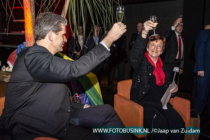 Nieuwjaarsfeest DOV in Postillion Hotel