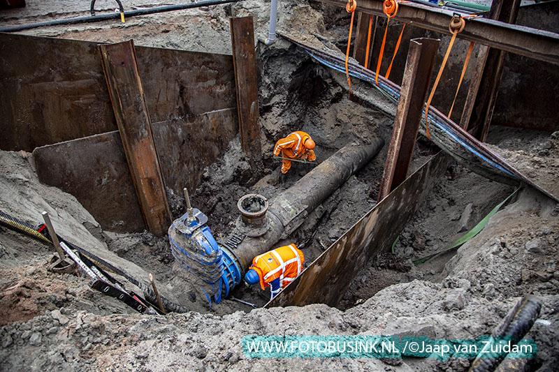 Update Krater Doctor Boutensstraat Zwijndrecht