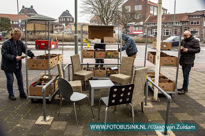 Boekenmarkt Nieuwe Hoop in Dordrecht