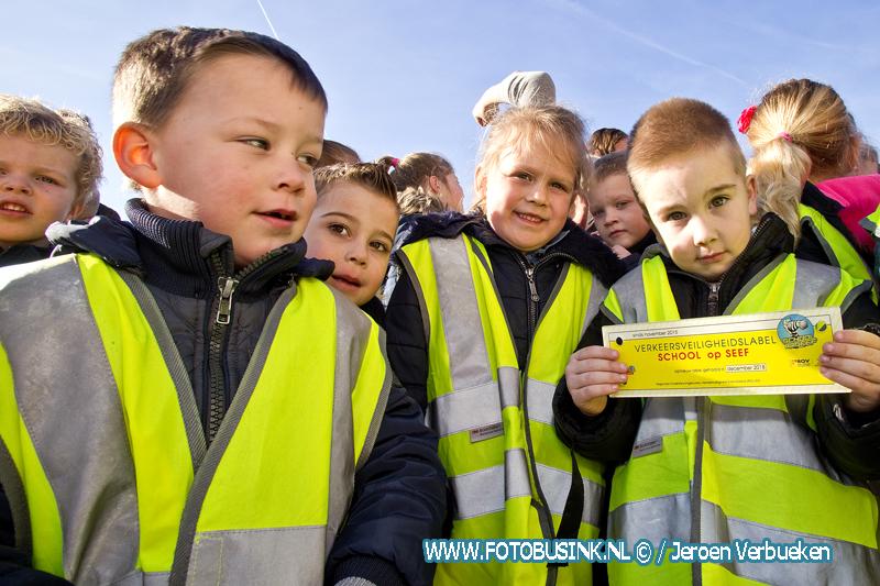 CBS Groen van Prinsterer aan de Schoolstraat in Oud-Alblas weer SEEF