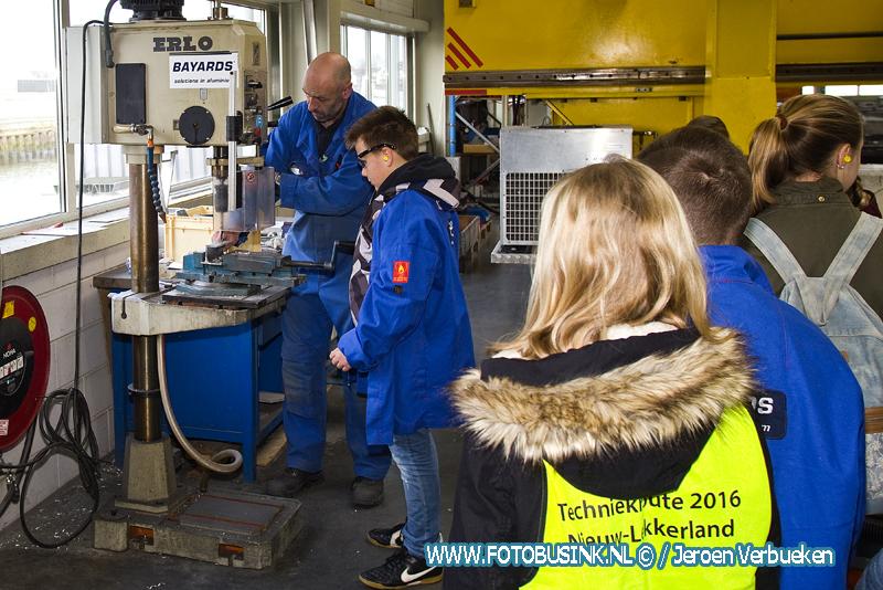 Techniekroute in Nieuw-Lekkerland