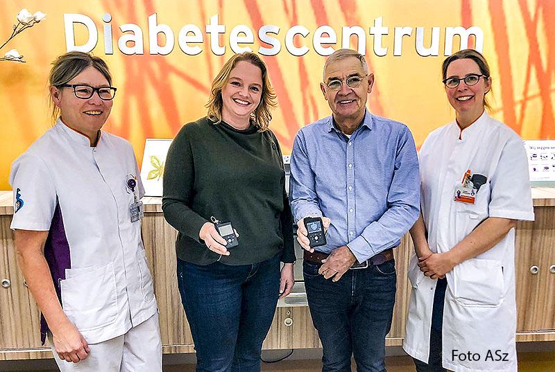 insulinepomp verandert het leven van de patiënt met diabetes